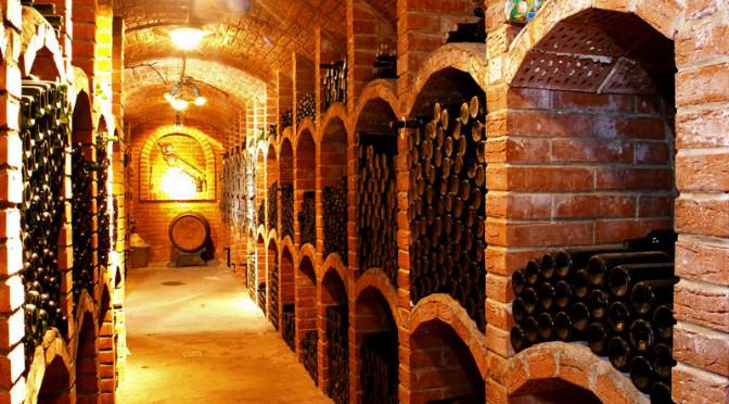 Vinný sklípek Machalínek, Jižní Morava, Hovorany