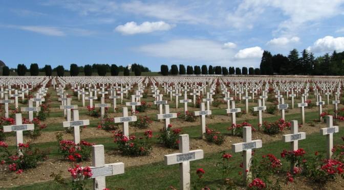 Ossuaire de Douaumont, Francie