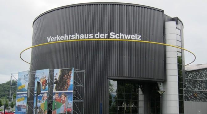 Verkehrshaus, Luzern, Švýcarsko