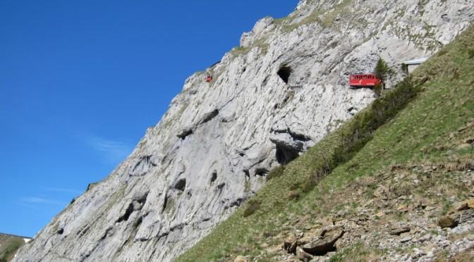 Hora Pilatus, Švýcarsko