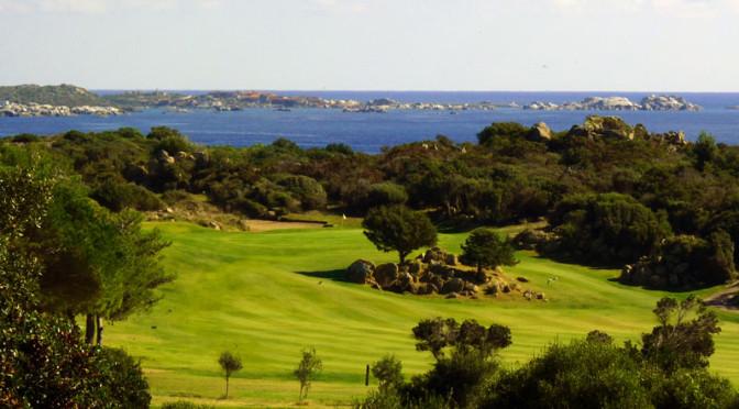 Golf Sperone, Korsika, Francie