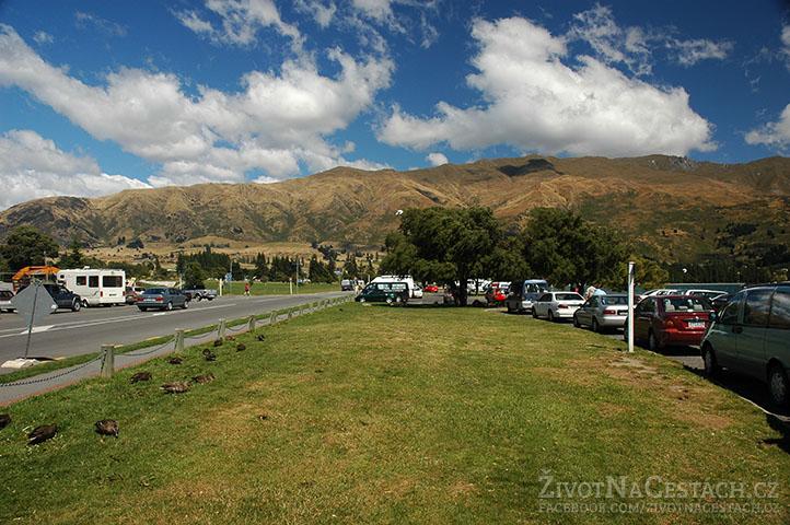 Wanaka, Nový Zéland