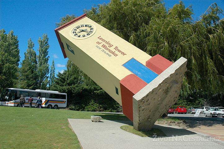 Puzzling World, Wanaka, Nový Zéland