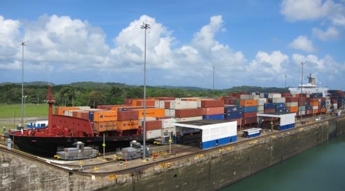 Panamský průplav, Panama
