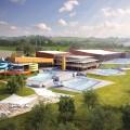 Aqualand Moravia - vizualizace