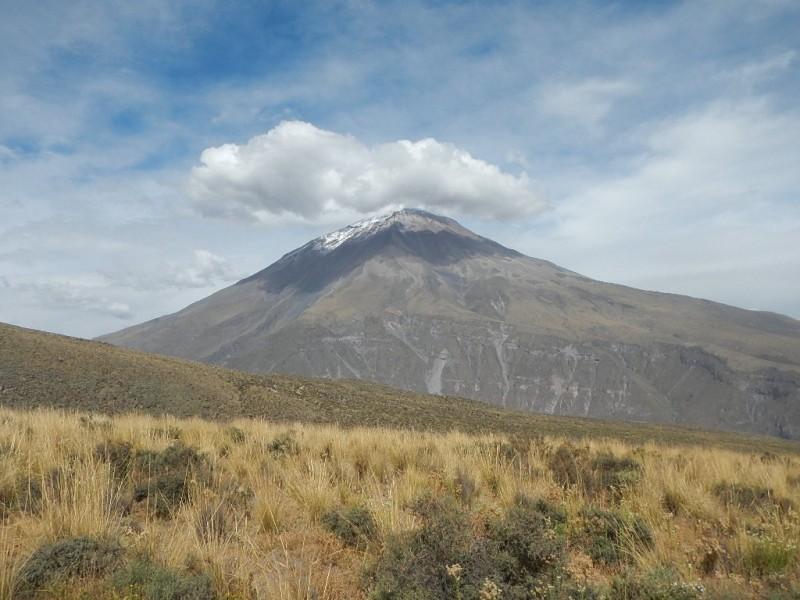 Sopka Misti, Arequipa, Peru