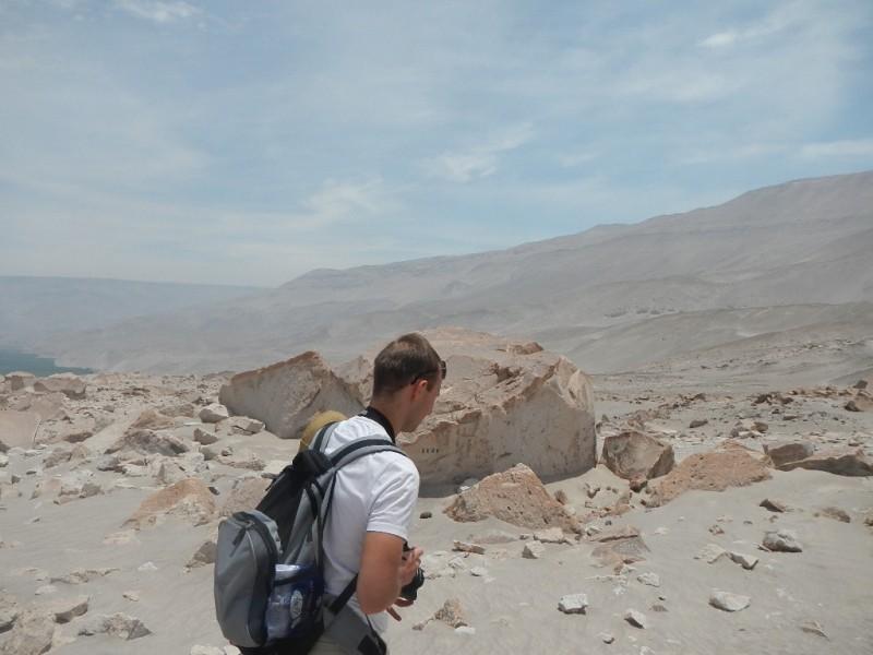 Toro Muerto, petroglyfy v Peru