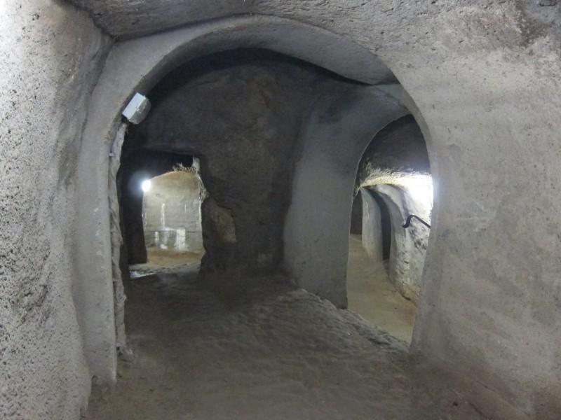 Znojmo - podzemí