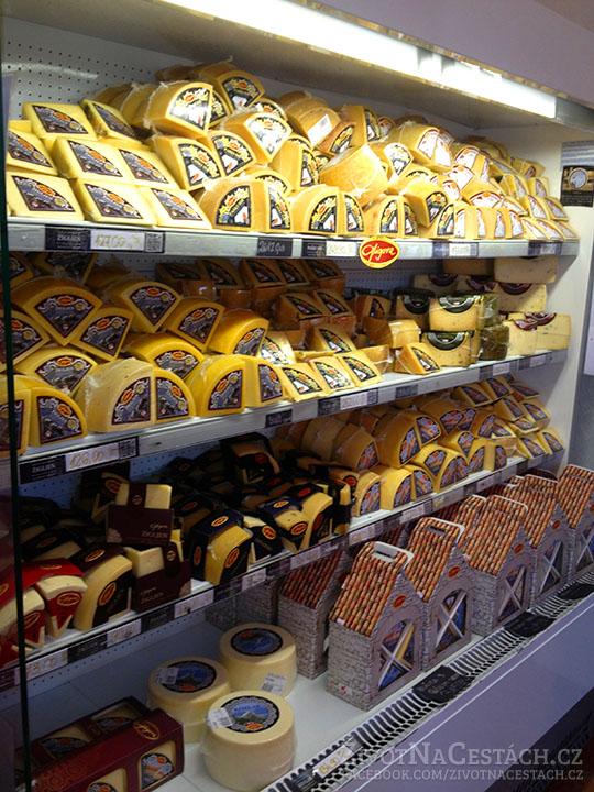 Pokud máte rádi sýry, tady si určitě přijdete na své.