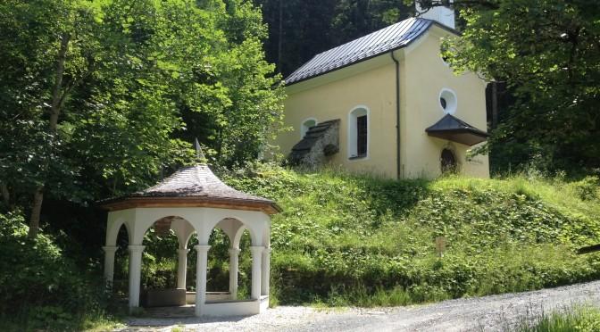 Bad Fusch – knajpování, Rakousko