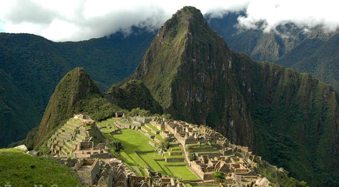 Huayna Picchu – často opomíjená dominanta Machu Picchu, Peru