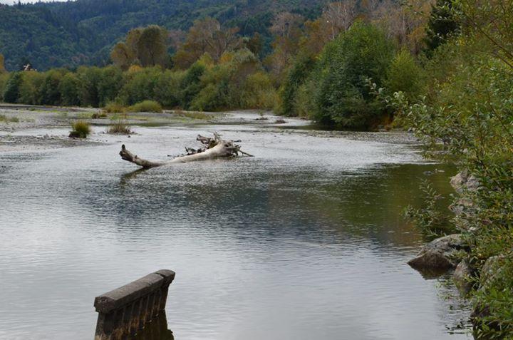 Výhled na Mad River