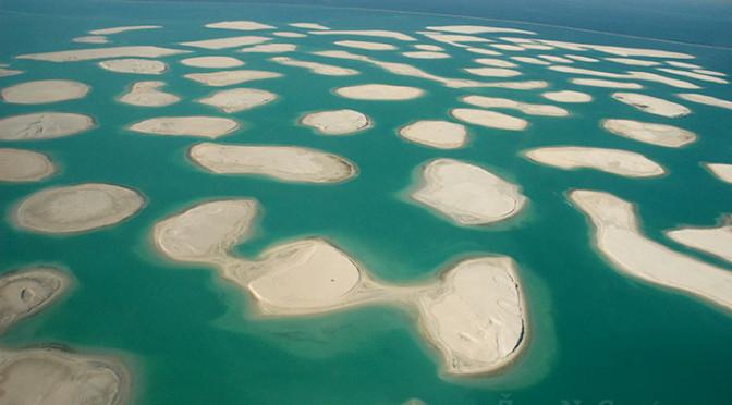 Souostroví The World, Dubai, Spojené Arabské Emiráty