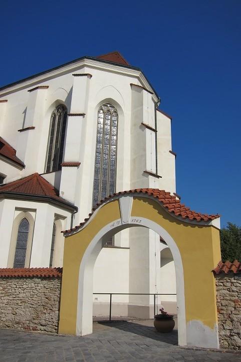 Kostel Povýšení sv. Kříže, Litomyšl