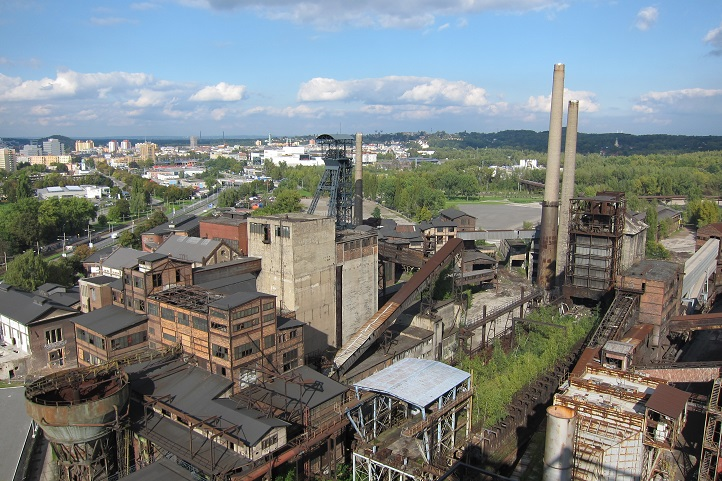 Vítkovické železárny a Důl Hlubina