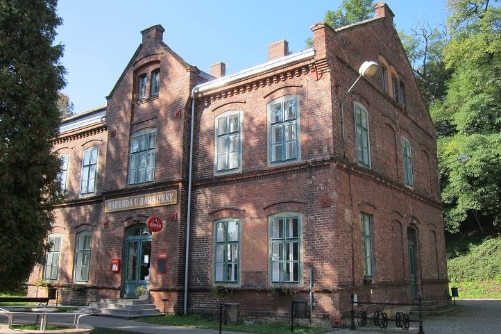 Restaurace Harenda u Barborky - bývalá hornická kantýna