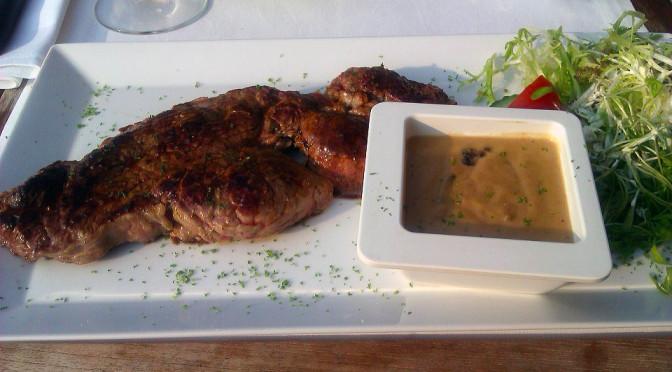 Restaurant De Witte Leeuw, Gent, Belgie