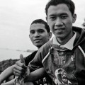 Faisal a Leo, dva skvělí hostitelé z východní Jávy