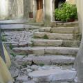 Kamenná cesta na Krku
