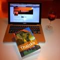 Thajsko - průvodce, notebook, víno