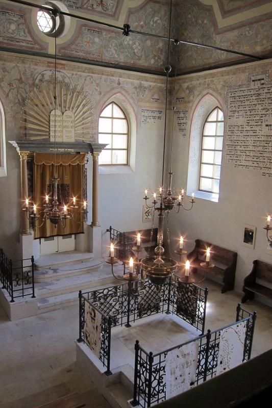 Synagoga maior, Boskovice