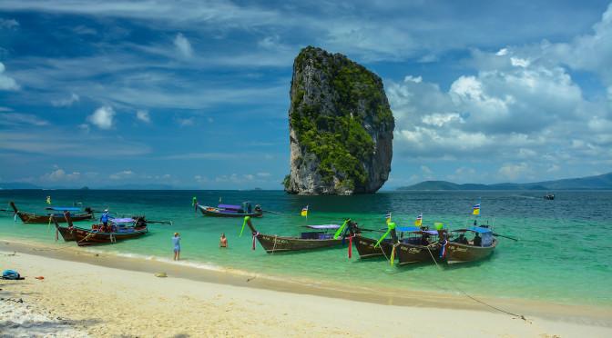 Ostrov Ko Poda, Thajsko
