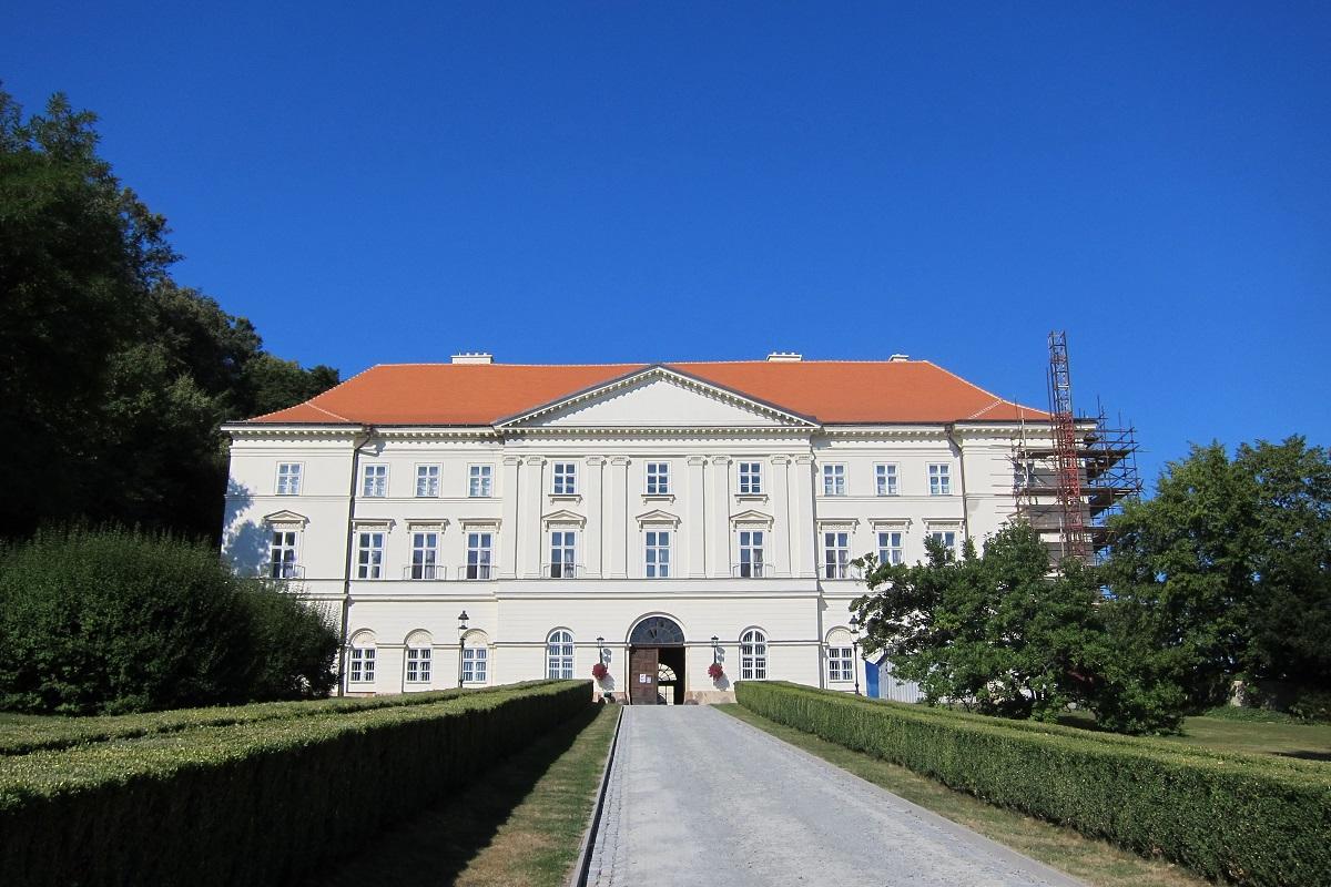 Zámek Boskovice