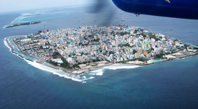 Male – vstupní brána na Maledivy