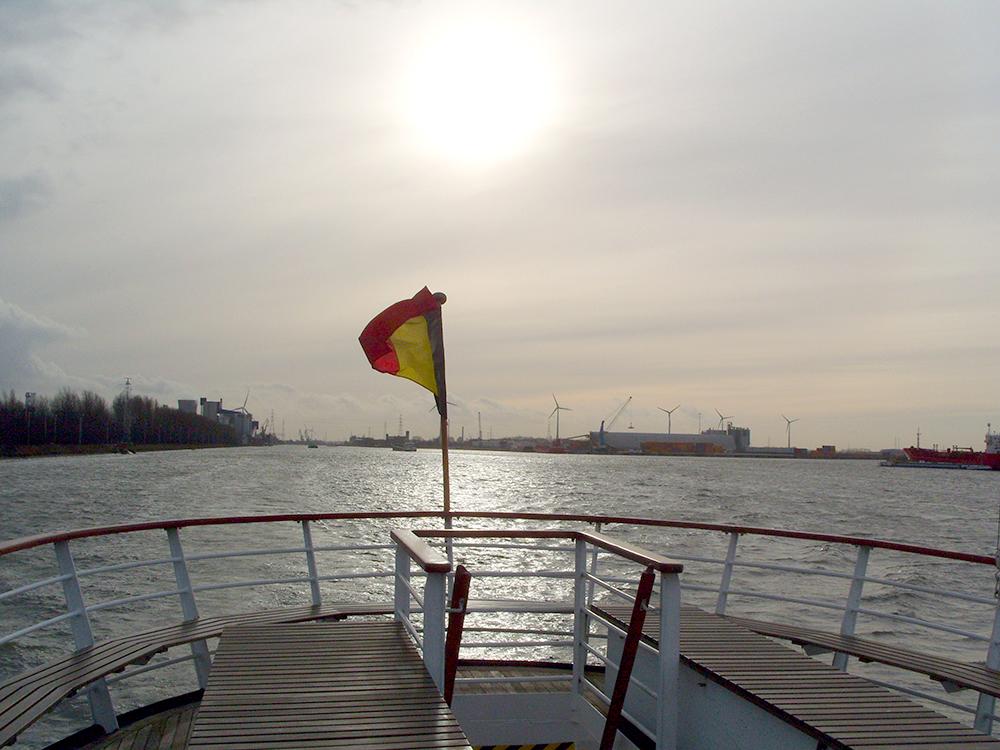 Port of Ghent, Belgie