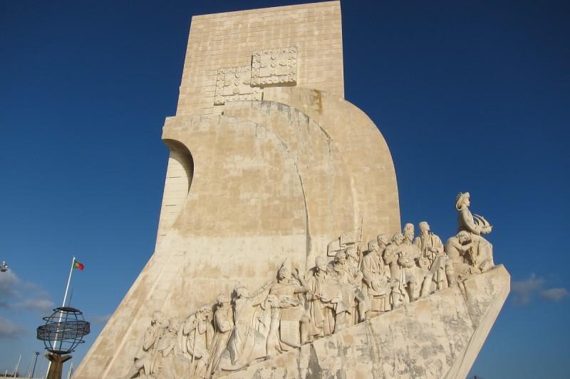 Památník objevitelů (r. 1960), Lisabon