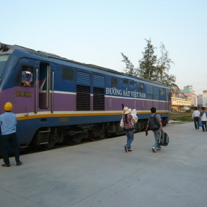 Lokomotiva vietnamských státních drah