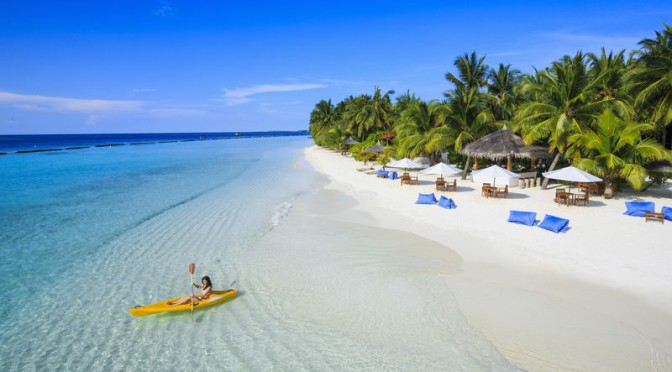 Chystáte se na Maledivy? Tak právě teď je nejlepší termín pro cenově dostupnou dovolenou!