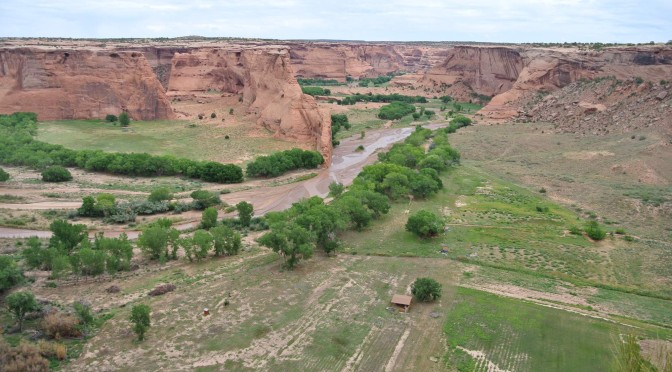 Canyon de Chelly, USA, Arizona