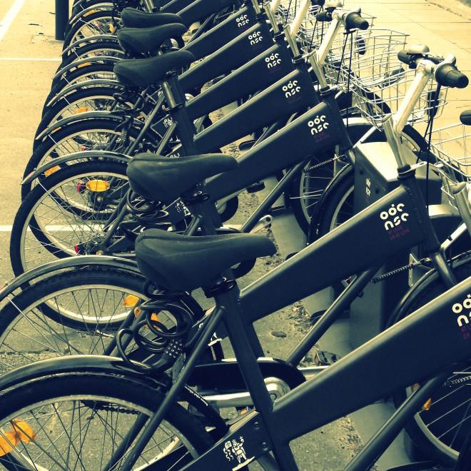 Odense - den cyklisterne by (vstřícné i k turistům)