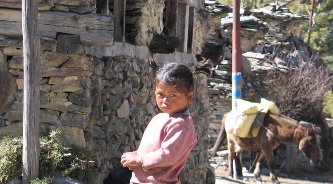 Annapurna Circuit trek – nepálská klasika, Nepál