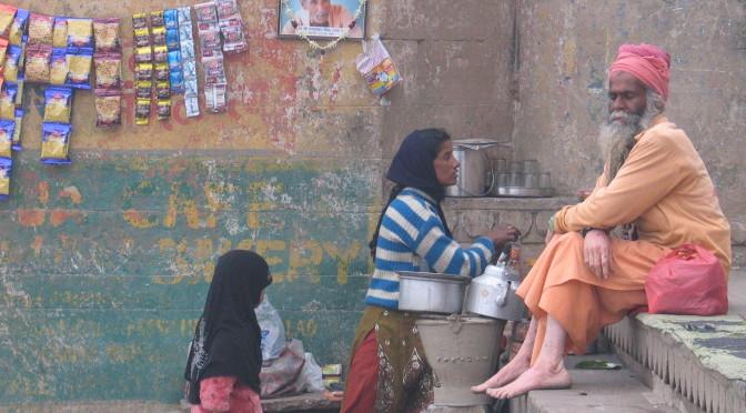 Váránasí – cesta do minulosti, Indie
