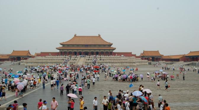 Jak strávit pět dnů v Pekingu a co navštívit