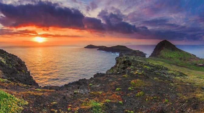 Ponta de São Lourenço, Madeira, Portugalsko