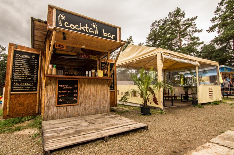 Coctail Bar, Vranovská přehrada