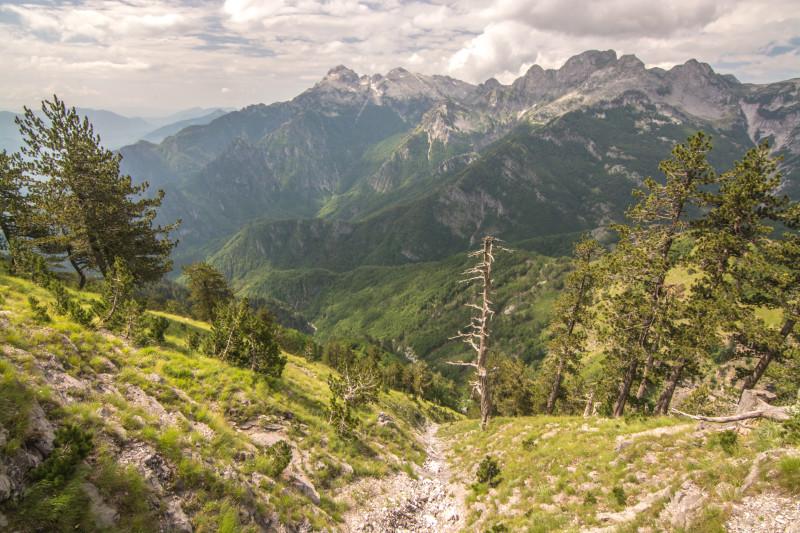 Navštívili jsme úžasný a ještě takřka člověkem nedotčený národní park, kde jsme projeli ve výškách kolem 2500 m.n.m.