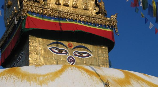 Kde ulice nemají jména, Káthmándú