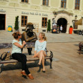 Bratislava, sochy