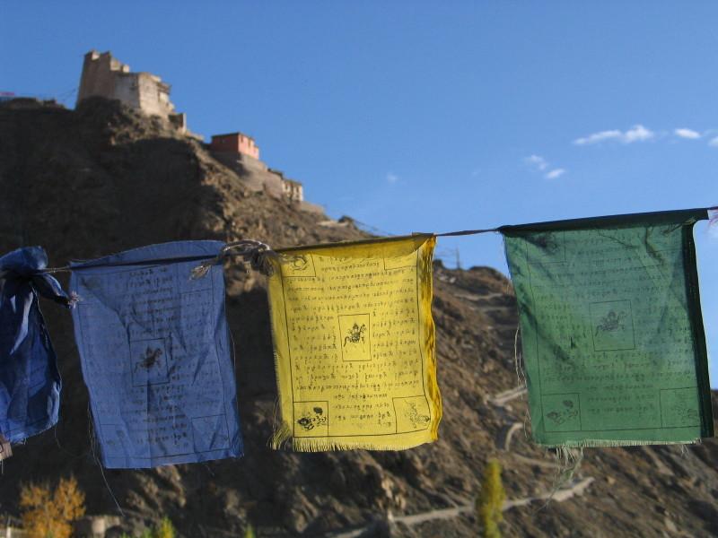 Gompa Namgyal Tsemo nad Lehem.