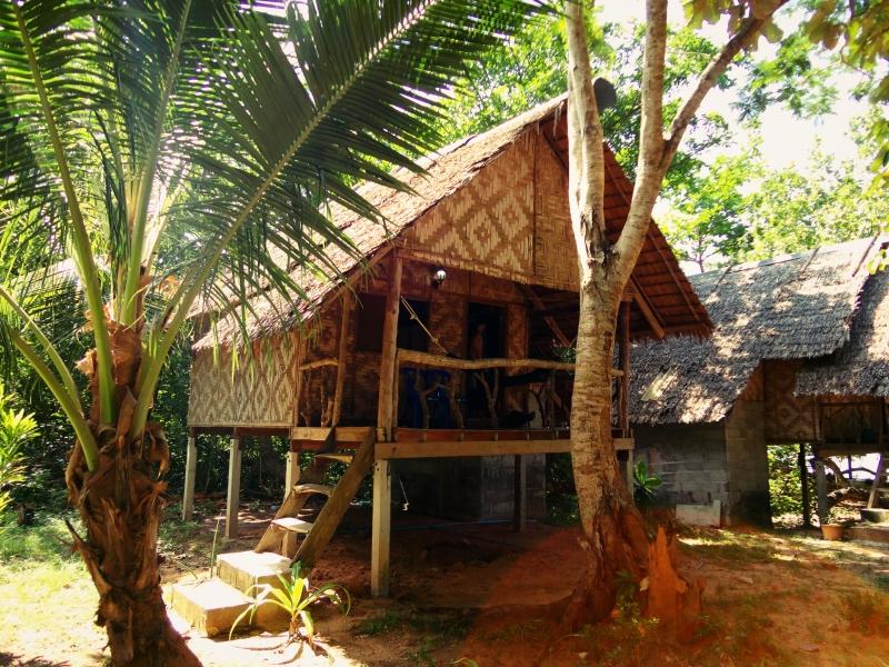 Chata v Thajsku na ostrově Ko Jum