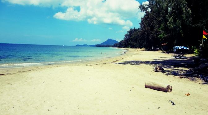 Ostrov Ko Jum v Thajsku – v klidu a bez turistů!