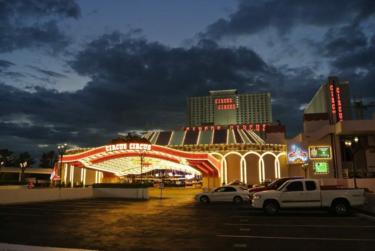 Las Vegas, Cirkus cirkus