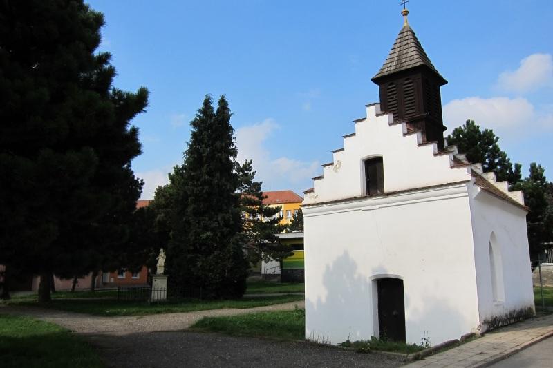 Kaple sv. Jana Křtitele ze 16. století