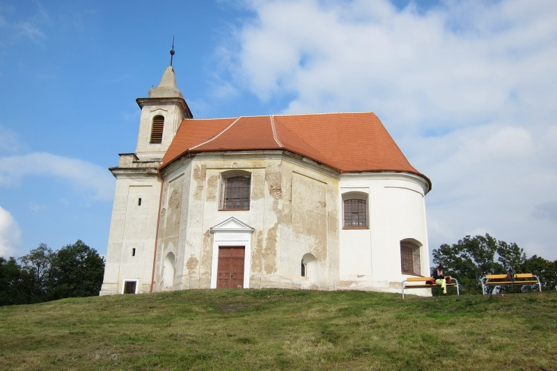 Kaple sv. Antonína, Dolní Kounice