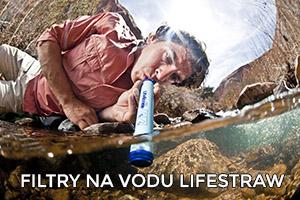 Filtry na vodu LifeStraw