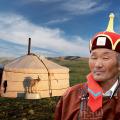 Martin Loew - Mongolsko - země Čingischána